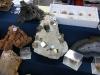 Minerales en la parada de Rocío y Javier