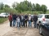 Un grupo de asistentes