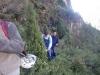 Subiendo a la mina La Amorosa